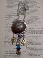 Atlantean Cleric Necklace by LeviathanSteamworks