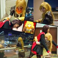 Yang Xiao Long Cosplay by radionotactive