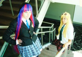 Angels of the School by Double-A-Cosplay