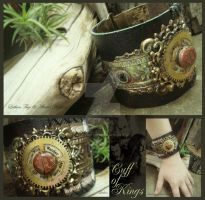 Cuff of Kings by luthien27