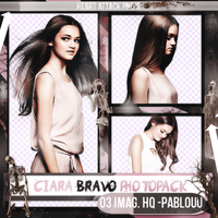 CiaraBravo Pack Png by Heart-Attack-Png