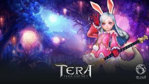 TERA Elin Wallpaper by rendermax