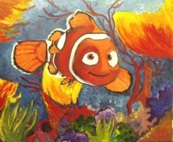 Finding Nemo by JamieJones93