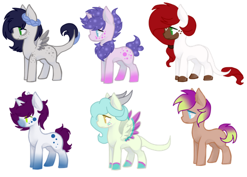 Foals by saphiresong98