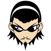 Harima Kenji (Vector for Icons) by urzuse7en
