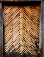 Iron stained wood by AureusPictures