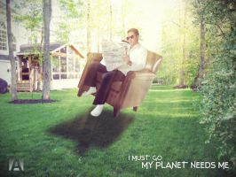 My planet needs me by Jokerbrose101