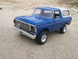 1979 Ford Bronco by vash68