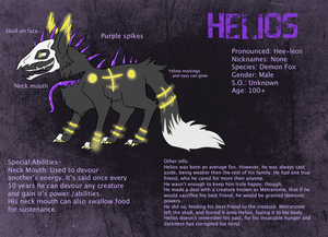 Helios Reference