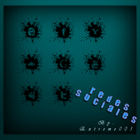 Redes Sociales by Extreme001