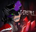 King Sombra TF by tf-sential
