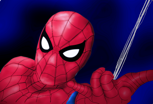 Spider-Man by arpith20