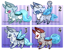 :Ice Fox Ponds For Auction(2 days)AB added : by PrePAWSterous