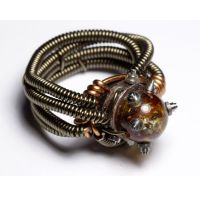 Steampunk Ring Apparatus by CatherinetteRings
