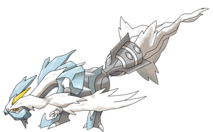 White Kyurem by Smiley-Fakemon