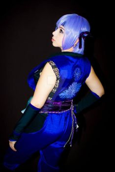 Ayane Dead or Alive 4 by AnnPoe