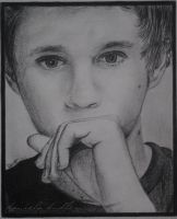 Niall Horan Fabulous Mag drawing by ItsDaniDee