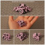 Baby Lavender Octopus w/ D4 by Sorenli