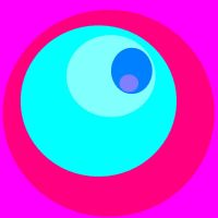 More Pink n Blue Circles by taylorswift135