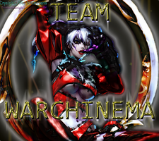 Team Warchinema ikon starring Tira by Ichnieveris