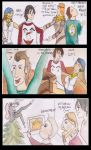 A very merry Dragon Age Christmas 2 by ladyspuds