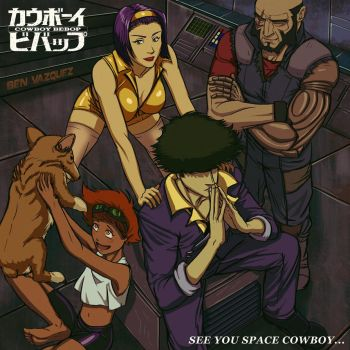 Cowboy bebop by MetaWorks