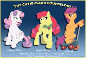The Cutie Mark Counselors by lynnwood