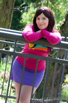 Mabel Pines | Shooting Star | I by Wings-chan