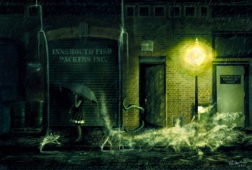 Innsmouth Fish Packers Inc. by Malakh7