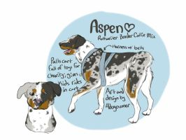 Aspen by 4dogowner