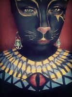 Bastet by YourDementedAlice