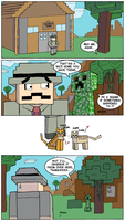 angry army comic #6 by phillipchanter