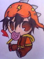 Request : BBB - Chibi by MarionetteJ2X