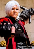 Dante- The Time Has Come by Ruxtano