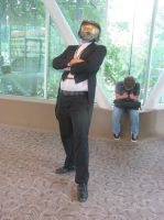 Animefest '13 - Halo 1 by TexConChaser