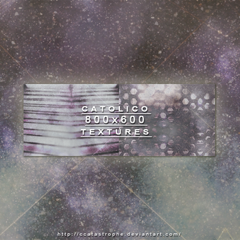 TEXTURES PACK #1 - CATOLICO by ccatastrophe