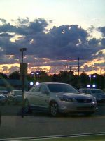 . The Honda n The Sky . by CRCstinger