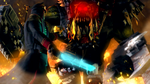 Orcs messin' things up ::Warhammer 40k:: by guywiththesuitcase