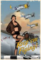Keep 'em flying by ted1air
