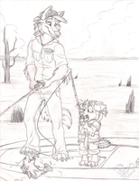 Happy Father's Day 2013 by StangWolf