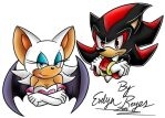 Ask Team Dark Rouge and Shadow by supersonic210