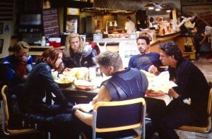 Avengers: Shwarma Time (updated) by RaimbowPokaDots