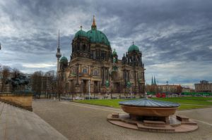 Berliner Dom I by roman-gp