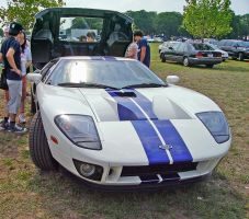 GT 40 by DarkWizard83