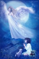 Guardian Angel by cemac