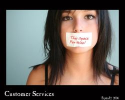 Customer Services by bryden42