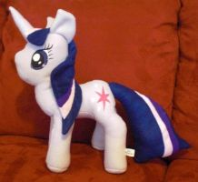 Twilight Sparkle plush by AniPirates