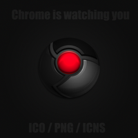 Chrome is Watching You by angrybanana5000