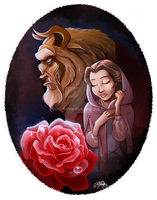 Tale as old as time by MarineElphie
