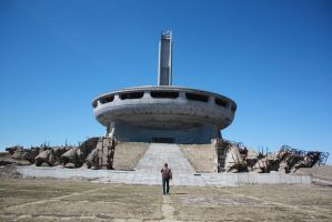 Monument of communism II by CULAter-stock